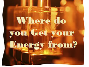 Where do you Get your Energy from? The Secret of the Endless Oil